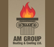 AM Group Heating & Cooling logo