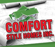 Comfort Style Homes Inc. logo