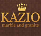 Kazio Marble&Granite logo