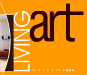 Living Art Kitchen logo
