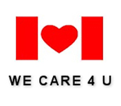 Caring For U logo
